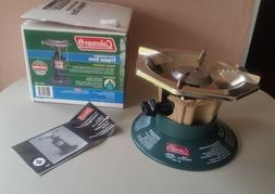 Coleman 1 Burner Propane Gas Cooking Camp Stove 5431-700G