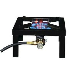 Mr. Heater 15,000 BTU Single Burner Iron Propane Outdoor Cam