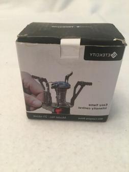 Etekcity 2 Portable Mini Outdoor Gas Butane Propane Canister