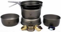 Trangia 150273 27-3 Ul Hard Anodized Stove Kit