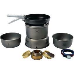 Trangia 327738 27-3 Ultralight Hard Anodized Stove Kit