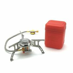 3500W Portable Outdoor Folding Gas Stove Camping Equipment H