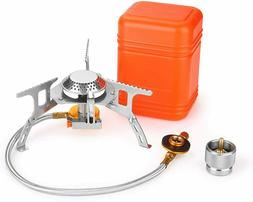 3700w portable backpacking camping gas stove