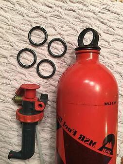 4  for $3.28 MSR Fuel Bottle O-Rings/seal gasket -- fits Sto