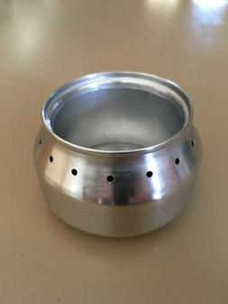 Alcohol stove. Great for camping, hiking, tailgating and eme