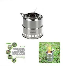 Backpacking & Camping Stoves Ohuhu Stainless Steel Pot Fuel