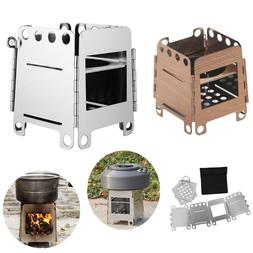 BBQ Cooking <font><b>Stove</b></font> Outdoor Stainless Stee