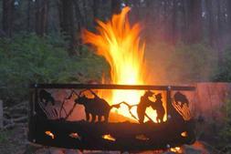 Bear Fire Ring