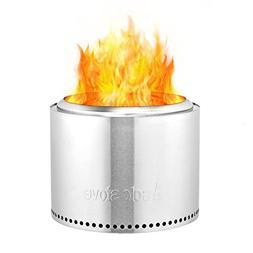 Solo Stove Bonfire - Patio Fire Pit with Unique Secondary Co