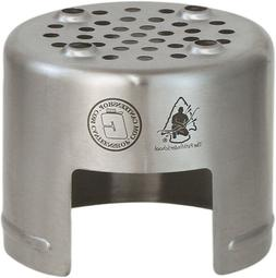 bottle backpacking stove food grade 304 stainless
