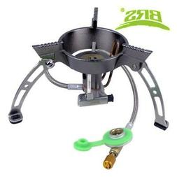 BRS-11 Outdoor Camping Stove Gas Cooker Windproof - Cooker