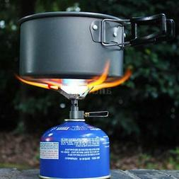 BRS-3000T 2700W Mini Outdoor Cooking Burner Folding Camping