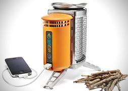 Biolite Camp Stove Wood Burning Backpacking Camping Emergenc
