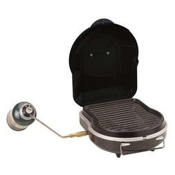 Camping Grill Portable Griddle Folding Hunting Travel Tailga