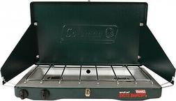 Classic 2 Burner Propane Camping Stove Cooking Outdoor Grill