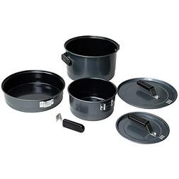 Coleman Cookset Steel Family Size 2000016423