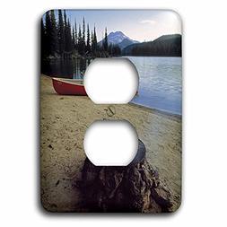 Danita Delimont - Camping - Oregon, Sparks Lake. Camping nea
