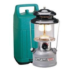 Coleman Premium 700 Lumens Dual-Fuel Camping Lantern with Ca