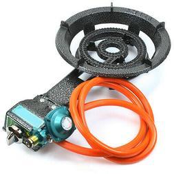 XtremepowerUS Electric Igniter Portable Propane Gas Stove Ra