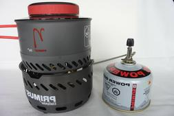 PRIMUS ETA SPIDER GAS CANISTER COOKING SYSTEM