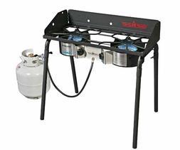 Camp Chef Explorer Deluxe Face Plate 2 Burner Stove