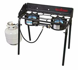 Camp Chef Explorer Double Burner Stove Camping 2 Burners Det