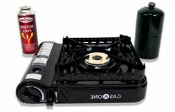 Gas ONE GS-3900P New Dual Fuel Propane or Butane Portable St