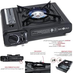 Gas ONE GS-1000 7,650 BTU Portable Butane Gas Stove Automati