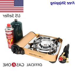 Gas ONE GS-4000P - Camp Stove - Premium Propane or Butane St
