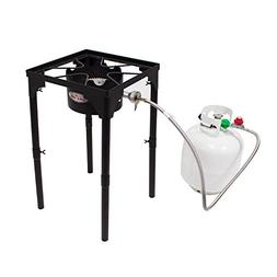 Gas One Portable Propane 100,000-BTU High-Pressure Single-Bu