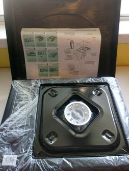 GasOne GS-3000 Portable Gas Stove with Carrying Case - Black