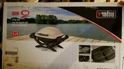 Grill Weber Q 1000 1-Burner Portable Propane Gas Grill