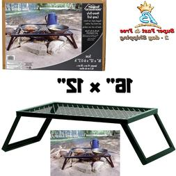 Texsport Heavy Duty Camp Grill Outdoor Cooking Camping Bbq C
