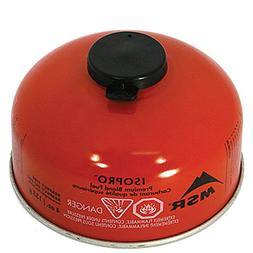 MSR Isopro Fuel - 110g 4oz camping backpacking stove caniste