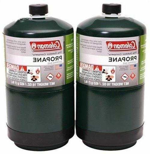16 4oz propane bottle pack of 2