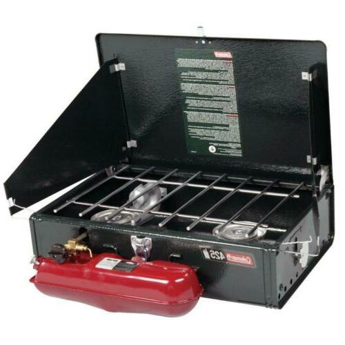 2 burner classic liquid fuel stove