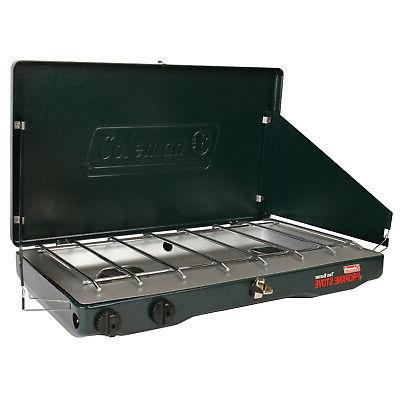Coleman 2-burner Portable Propane Gas Outdoor