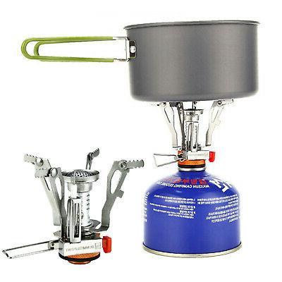 Ultralight Portable Gas Butane Propane Outdoor Camp Gas
