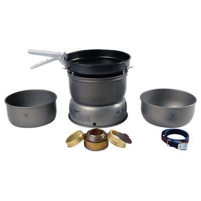 Trangia 150253 25-3 Ul Hard Anodized Stove Kit
