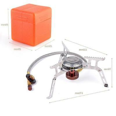 3500w portable outdoor picnic gas burner foldable