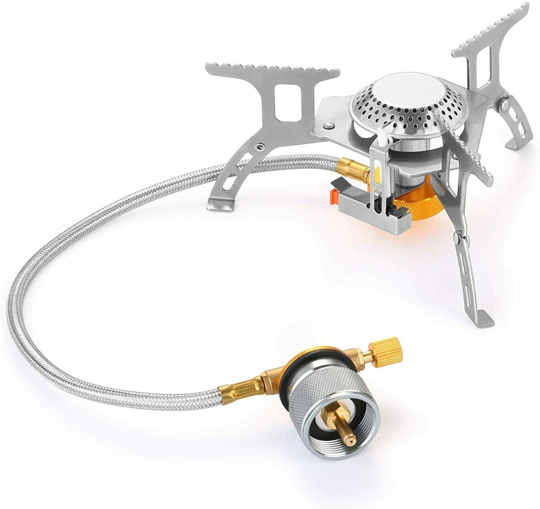 3700W Gas Ignition, Burner, Case