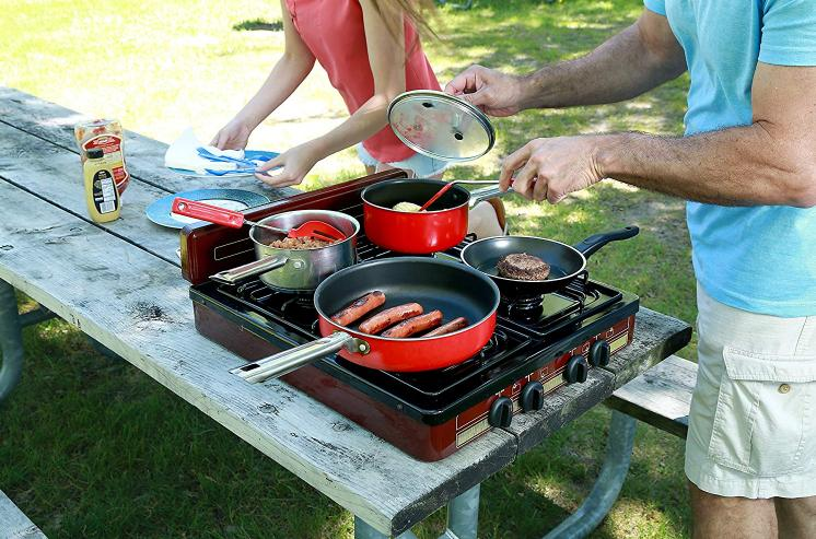 4 Portable Gas Cooking RV