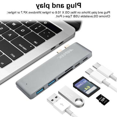6 USB-C USB 3.0 3