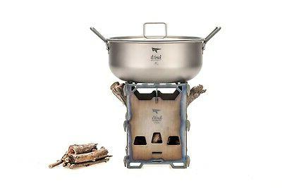 Keith Backpacking Wood Stove