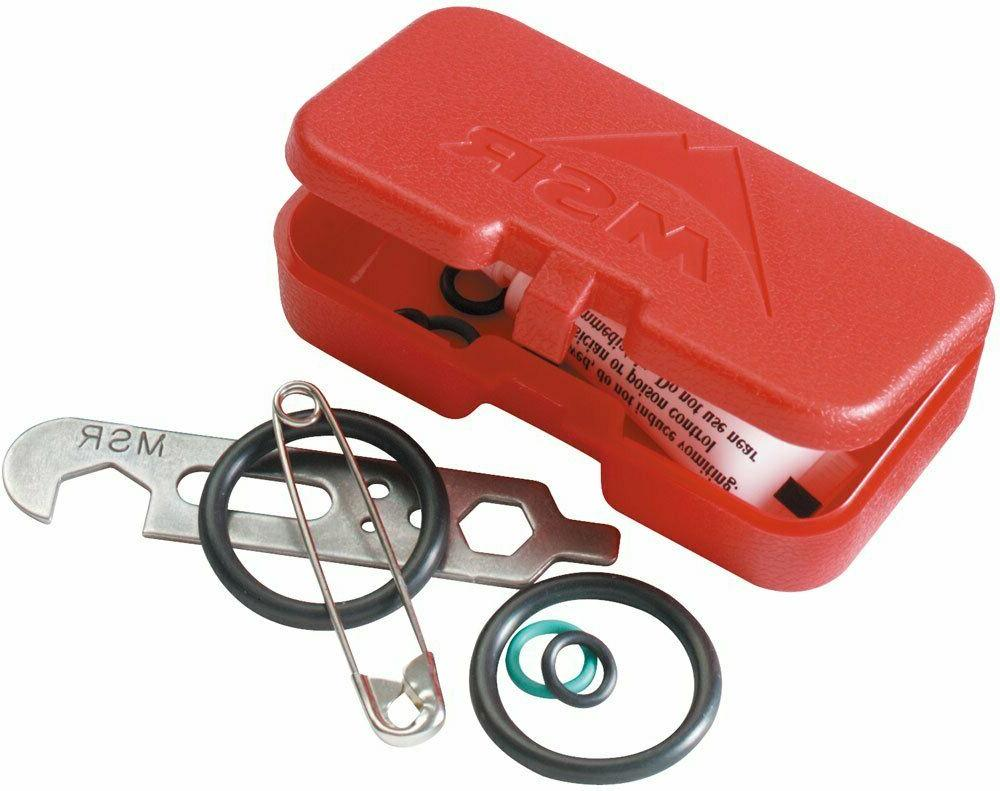 annual maintenance kit for liquid fuel camping