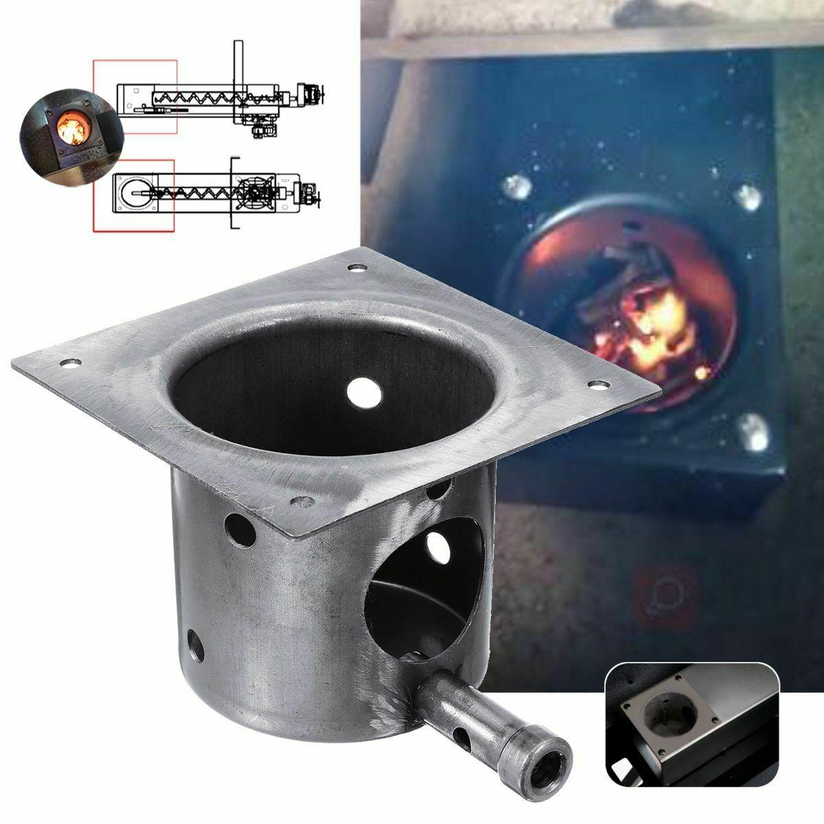Anti-rust Oil Wood Pellet Smoke Grills Camping Stoves Outdoo