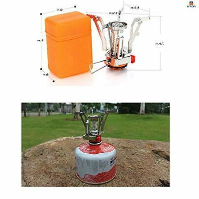 Backpacking Portable Burner Cooker Small Outdoor