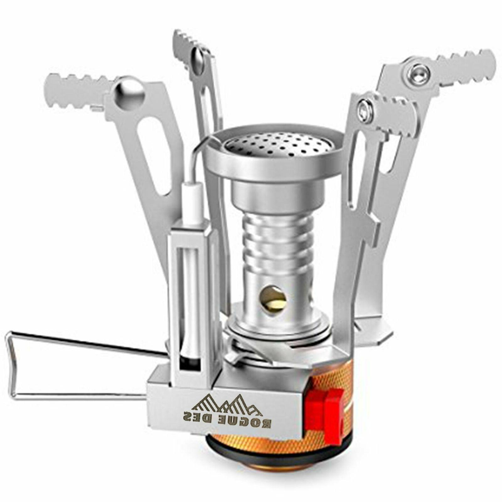 Backpacking Stove Portable Small
