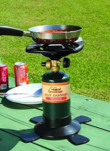 Texsport Single Propane for Camping Hiking Cooking