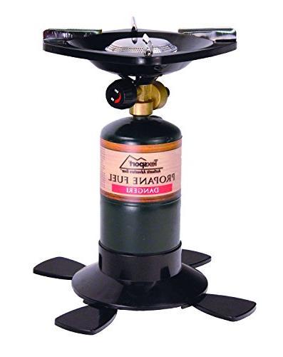 barren compact lightweight single burner